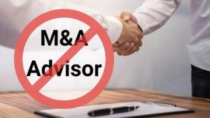 Why pay for an advisior when you already have a buyer RoseBizInc VARs MSPs ISVs