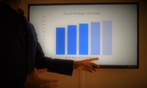 gross profit magins growth selling IT practice microst linda rose rosebizinc
