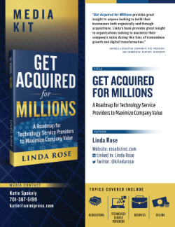 Linda Rose Media Kit